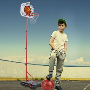baksetball spel