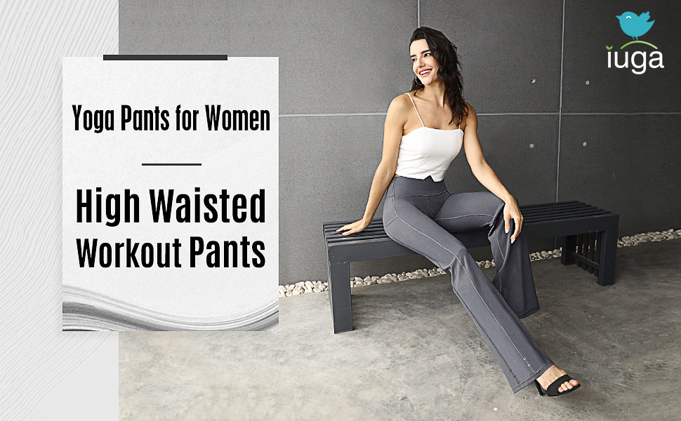 bootcut yoga pants for women_amazon_best_seller