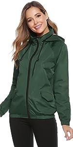 giacca antipioggia