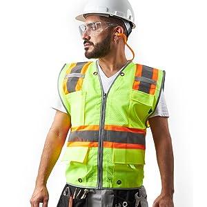 Kolossus workwear high visibility