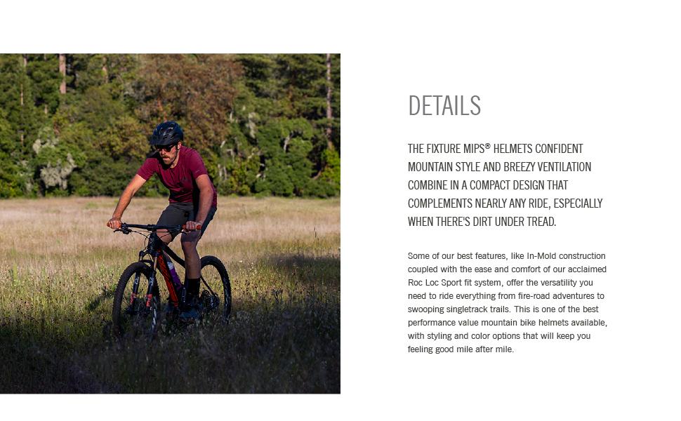 fixture mips helmet details
