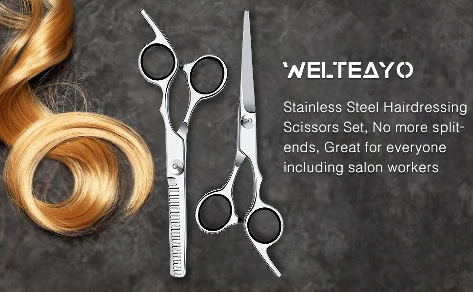 Hairdressing Scissors Kit