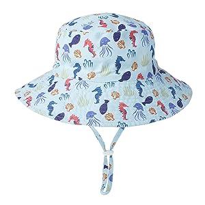 kids sun hat
