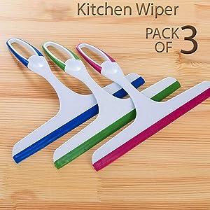bathroom wiper for floor drying