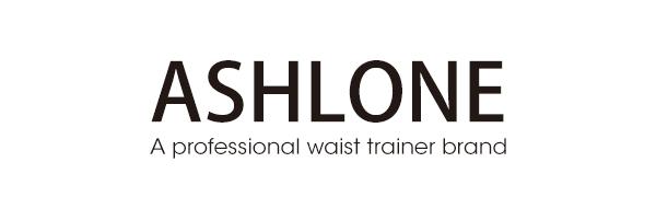 ASHLONE waist trainer cincher banner