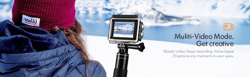 waterproof camera DV camcorder action camera