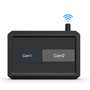 2 Camera Channel Support