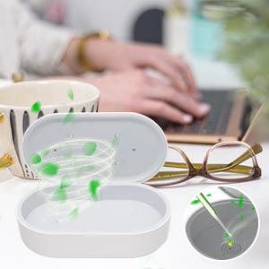 UV Cell Phone Sanitizer Aromatherapy function