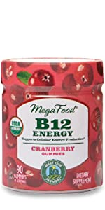 Vitamin B12 Energy Gummy