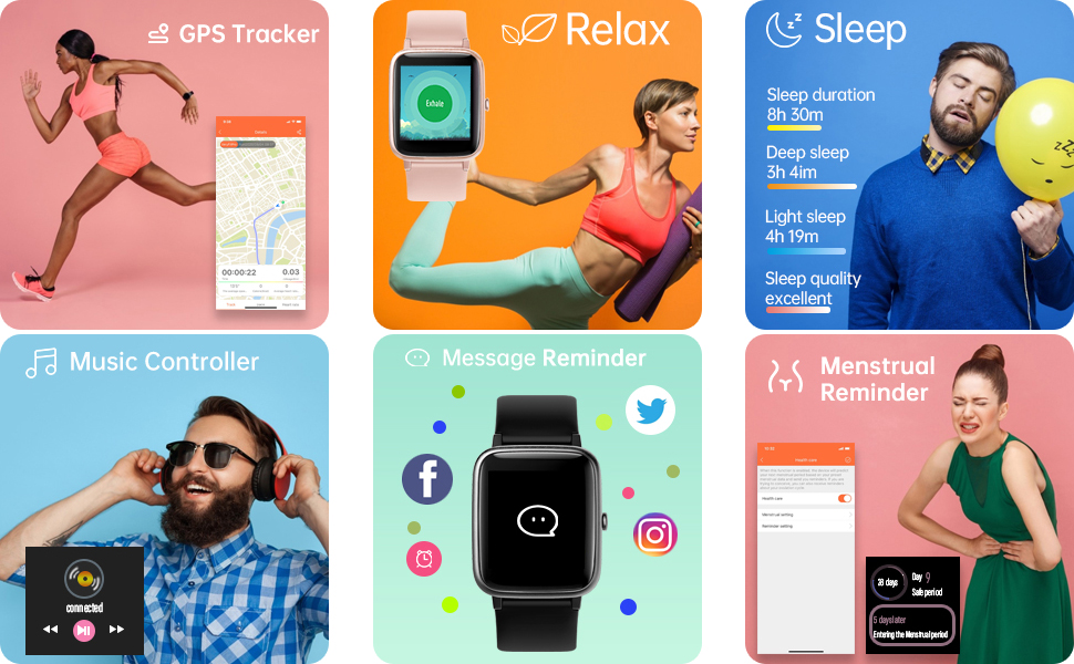 smart watch for android phones for men