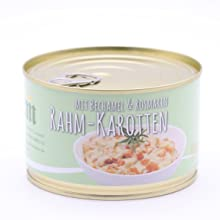 Rahm Karotten