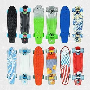 Arcade penny board colors