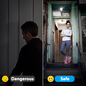 Make your life safer