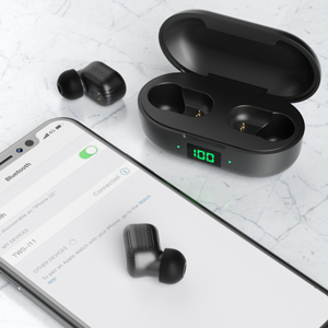 open to pair wireless earbuds