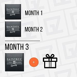 Gainz Box gift Box