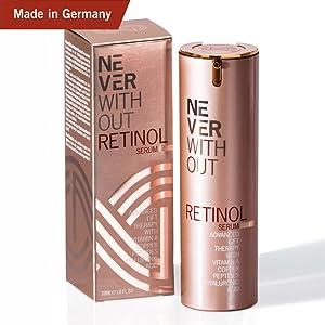 gesichtscreme für Männer serum Gesicht retinol creme anti falten creme unreine haut anti aging serum