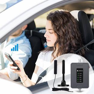 cell phone signal booster car rv truck verizon att sprint tmobile