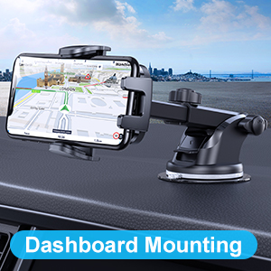 Dashboard Mounting