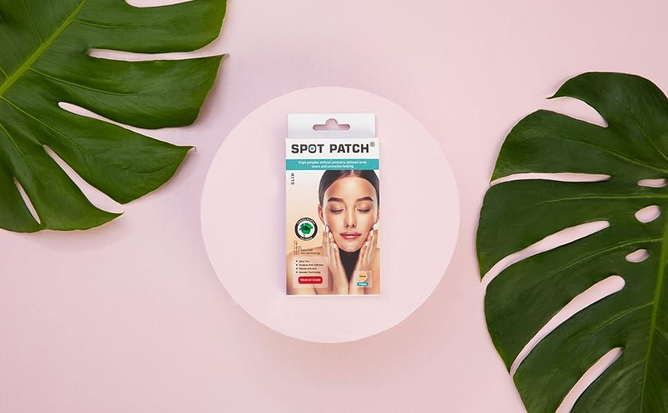Spot patch slim acne pimple blemish dot patch sticker korean