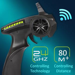 2.4GHz Remote control