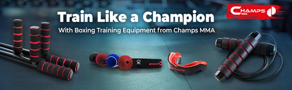 champs mma equipment