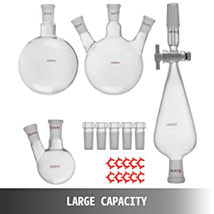 Chemistry Lab Glassware Kit