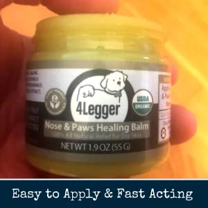 all natural dog paw wax paw nectar paw healer for dogs natural paw wax balm healing paw