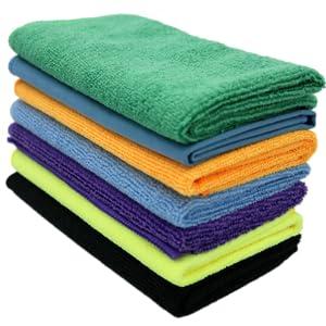jaws microfiber towels, cleaning towels kit