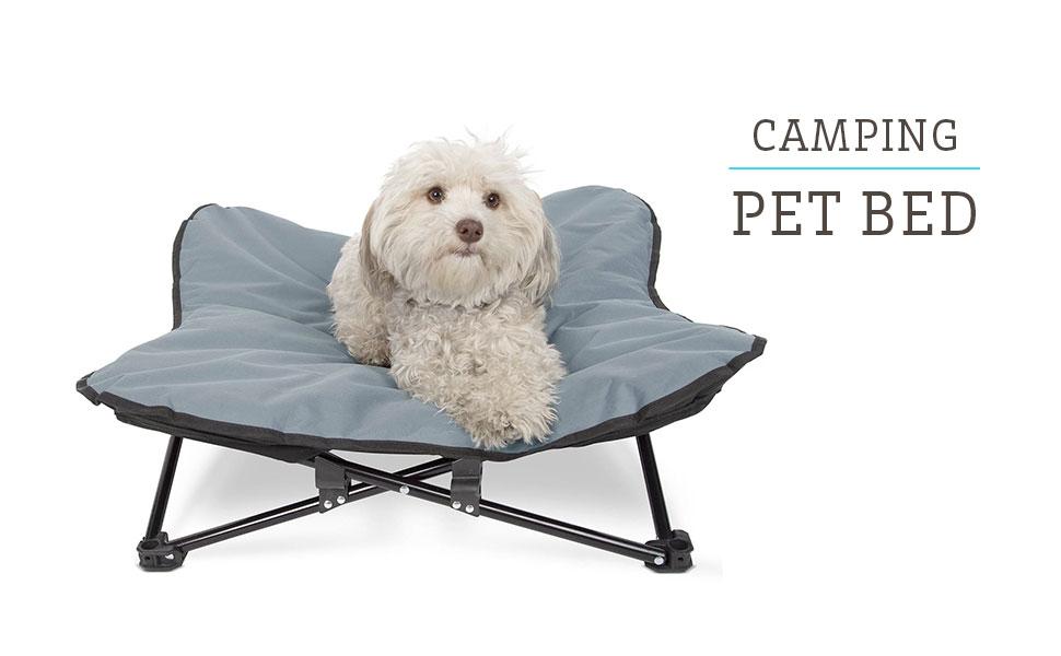 camping pet bed