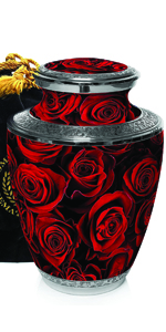 cremation urns for human ashes adult