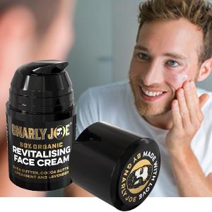 Gnarly Joe Rejuvenating Face Cream for Men