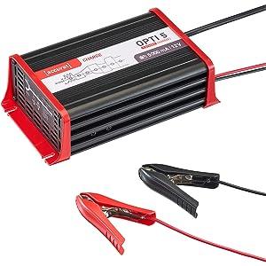 Accurat Motorrad-Batterie 6N12A-2D 12Ah 96A 6V Standard-Nassbatterie inkl S/äurepack WET Starterbatterie in Erstausr/üsterqualit/ät leistungsstark