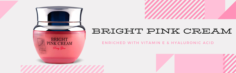 rivona pink bright cream