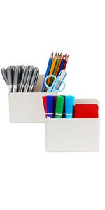 magnetic marker dry eraser holder