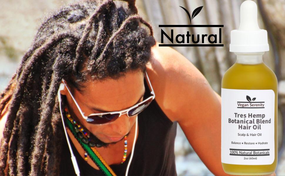 Hair Growth Oil for Dreadlocks