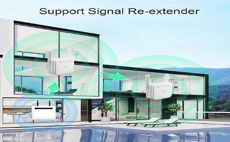 Signal Re-extender