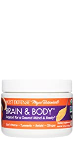 MycoBotanical Brain & Body Powder