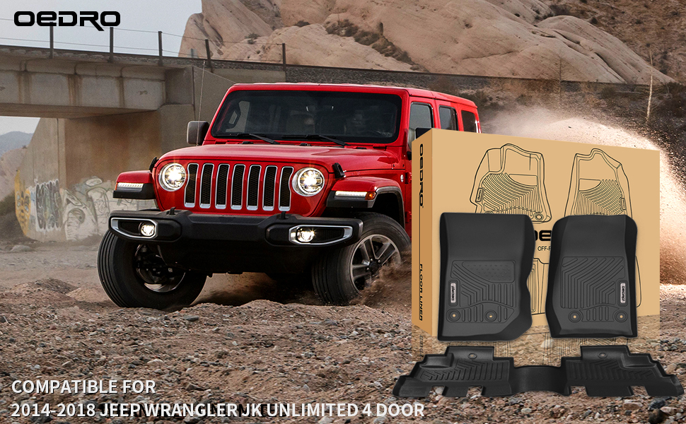floor mats jeep