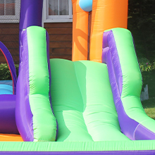 inflatable bounce house for adults and kids