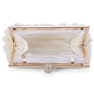 evening bags with chain