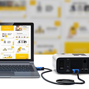 Bluerigger dvi cable for projector dvi cable for laptop dvid dvi dvi-d cable 6ft dvi to dvi extender
