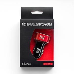 Turbolader 3x MEGA, Ladeadapter Auto, USB 12V Adapter, auto usb, car charger usb, kfz ladestecker