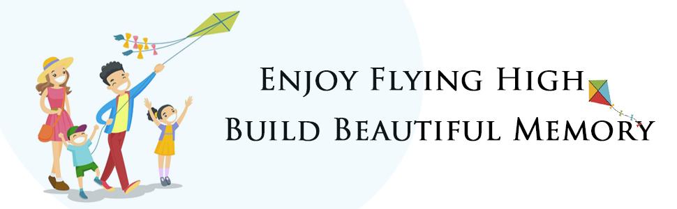 enjoy flying high