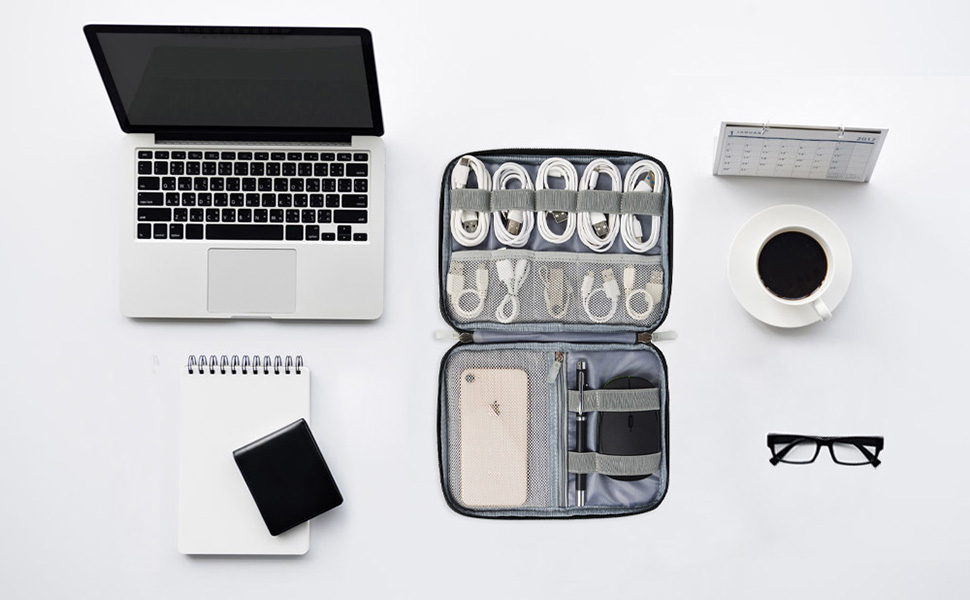 electronic organizer case