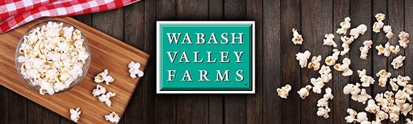 Wabash Valley Farms, Whirley-Pop Popcorn Popper, Popcorn country