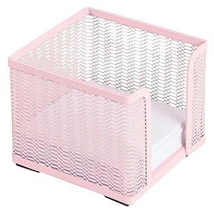 Pink Sticky Note Holder