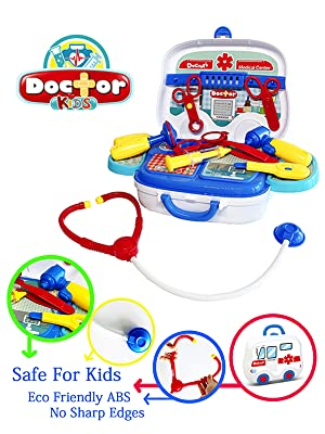 Complete Kids Doctor Set with Endless Fun