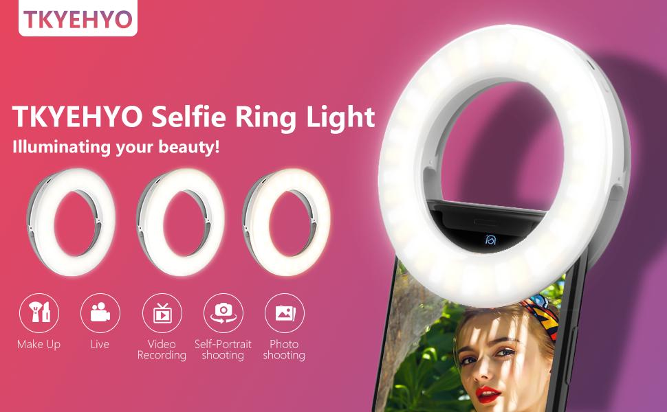 Selfie Light Ring Lights