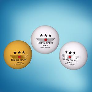 3 Table Tennis Balls