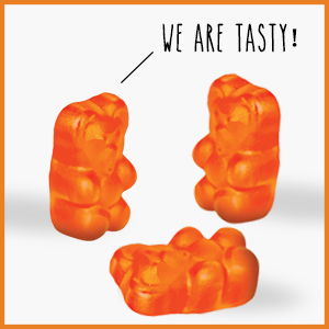 The strong antioxidants in these Vit C Gummies are your body's reliable shields in any time of year
